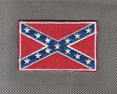 Flagge Southern Cross Flag Rebel iron-on Aufnäher patch