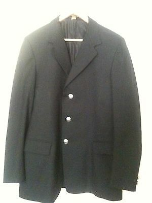 Lancashire County Fire Brigade Jacket Size 36-38 Inch Chest