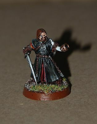 Warhammer Lord of the Rings: Boromir (metal/Superbly painted)