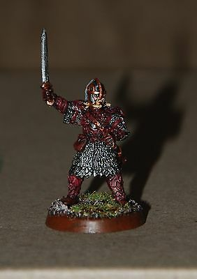 Warhammer Lord of the Rings: Eomer (metal/Superbly painted)
