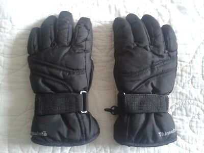 Gants Marque Thinsulate - Taille 10 Ans