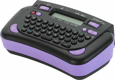 Brother PT-80 P-Touch Handheld Labelling Machine label printer maker INC TAPE