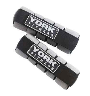 York Fitness Hand Weights 2 x 0.5kg New