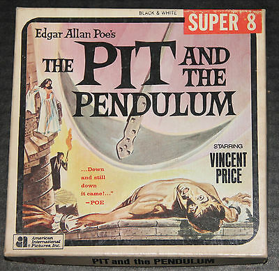 Super 8 The pit and the pendulum Subs Inglés English 60m 200' OB