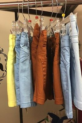 WHOLESALE LOT! JW MAXX Shorts! NWT 8 pairs in lot, great for resale Brand New!