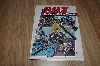 BMX Action Bike Book by Richard Grant and Nigel Thomas,