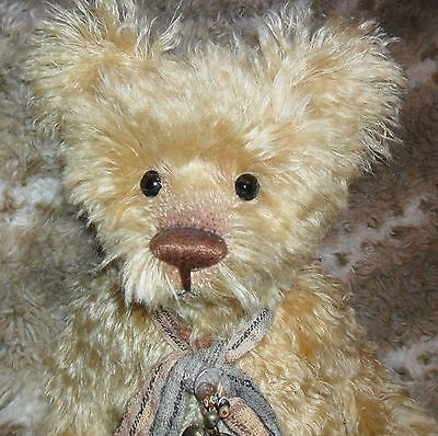Charlie Bears GRAMPS Retired Ltd Ed Mohair