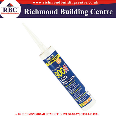 900N Is A Premium Grade, Fast Setting, Oxime Cure Low Modulus Sealant,