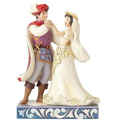 Disney Traditions Figurine - Snow White and Prince (The First Dance) - 4056747