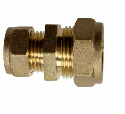 "15MM x 1/2"" 5LB, 6LB, 7LB COMPRESSION FITTING FOR JOINING LEAD TO COPPER"