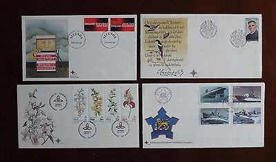 South Africa first day covers 4