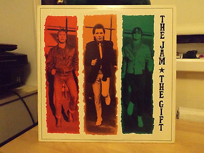 The Jam – The Gift. 1982 Polydor LP. Early Press. Excellent Condition!
