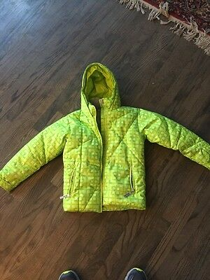 Spyder Ski Jacket Girls Size 10