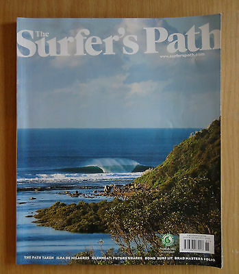 Surfers Path Magazine Issue 85 July August 2011 Surf Surfing Book Back Issue