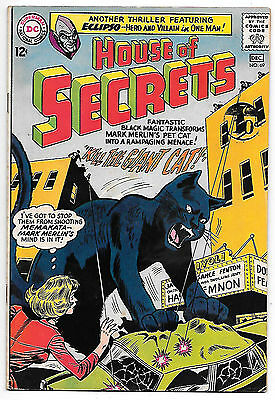 House of Secrets #69 (DC 1964 vf 8.0) Eclipso - guide value $39.00 (£30.00)