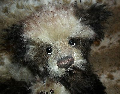 Charlie Bears COOKIE CRUMBLE Ltd Ed Mohair
