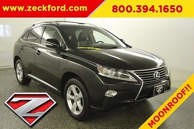 2014 Lexus RX 350 3.5L V6 Automatic FWD Moonroof Leather Heated Seats Reverse Cam Bluetooth