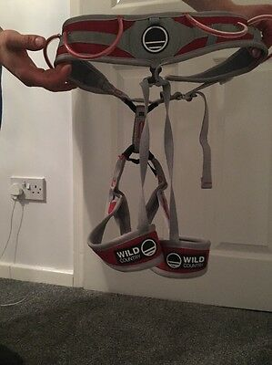 Wild Country Climbing Harness Size M