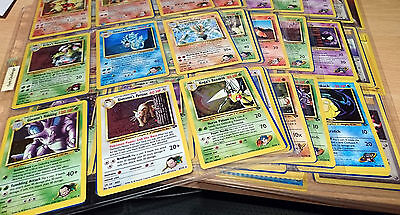 Complete Full Pokemon Gym Challenge collection, 132/132, Excellent Condition