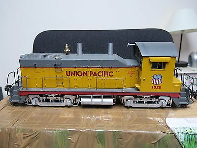 NW 2 in UNION PACIFIC Livery