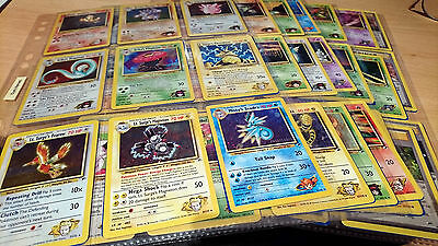 Pokemon Gym Heroes Collection, 132/132, COMPLETE SET, NEAR MINT TO MINT CONDITIO