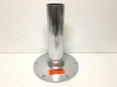 NEW Garelick E-Z-In Seat Base Pedastal (75912-30) Boat/Marine Helm Seat / Chair