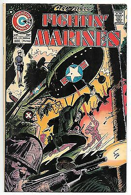 Fightin' Marines #119 (Charlton 1973) vf- 7.5