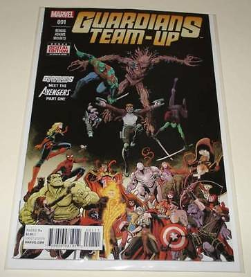 GUARDIANS TEAM-UP # 1 Marvel Comic 2015 NM Guardians of the Galaxy / Avengers