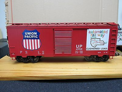 Union Pacific Box Car