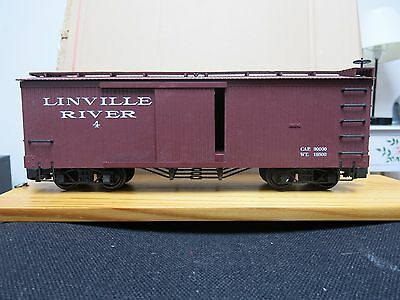 Bachmann  Brown Box Car