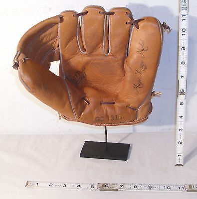 Major League Model Antique Leather Baseball Glove #gc1315