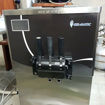 Ice cream Maker Gel-Matic Excel 500 GR Italian ice cream machine