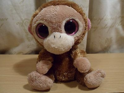 Beanie Boo brown and biege monkey 'Coco' - prototype