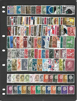 Netherlands Collection Of Used Stamps Bb216