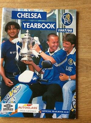 Chelsea Yearbook 1997/98