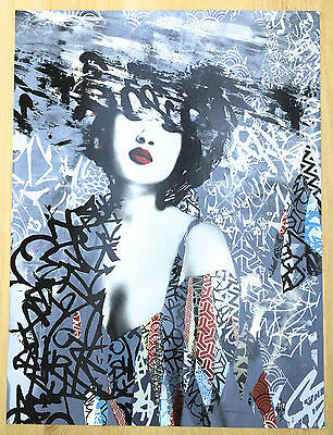 Hush | A Street Piece Named Desire | Signed Ltd Edition Print