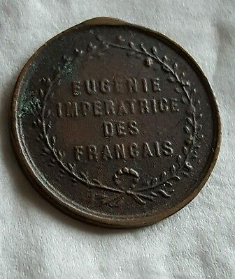 France Second Empire Eugenic Imperative Token