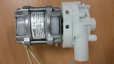 HOBART-rinse booster pump, Type UP30-324