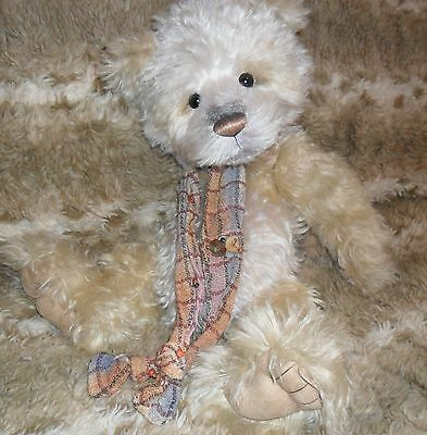 Charlie Bears JONESY Limited Edition Mohair