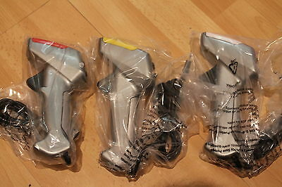 3X Scalextric Digital Controllers Brand New Mint Sealed Excellent