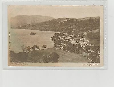 St Fillans Comrie P/M Crieff 1904 J Ford Balfour Comrie Street Crieff Publisher