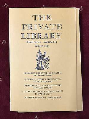 The Private Library 3rd Series Vol.6:4 1983