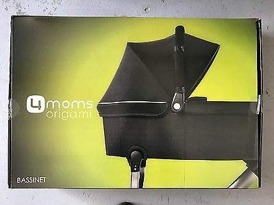 4moms Bassinet With The Adapter To Mount On Origami Stroller