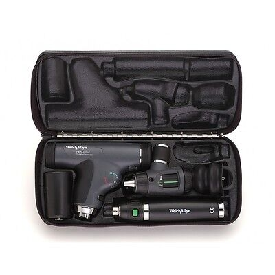 Welch Allyn LITHIUM Panoptic Diagnostic Set W/ Handle/Otoscope/Ophthalmoscope