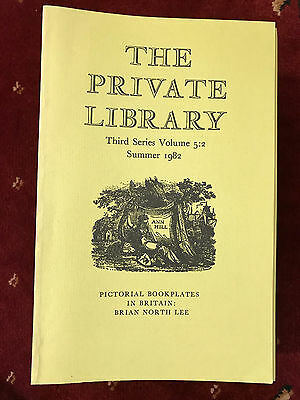 The Private Library 3rd Series Vol.5:2 1982