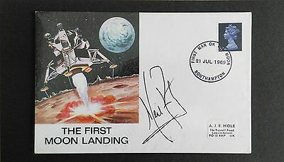 Genuine Neil Armstrong signed First Day Cover