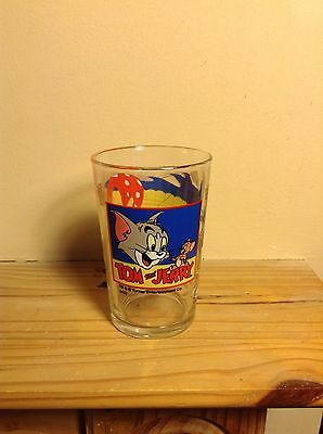 Tom & Jerry glass/cup - collectable.... retro