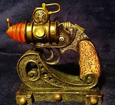 The C.O.D Steampunk Cosplay Display Gun - By Nemisis - Colonel Fizzwig - NEW