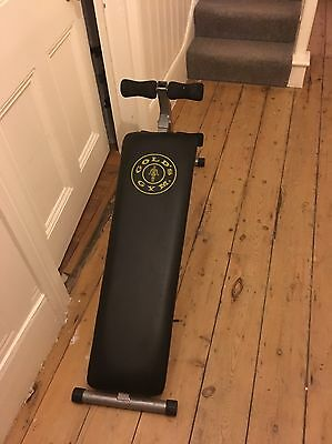 Gold's Gym Incline Bench, Sit-Up Workout Bench