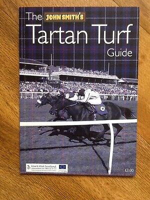 The Tartan Turf Guide Horse Racing